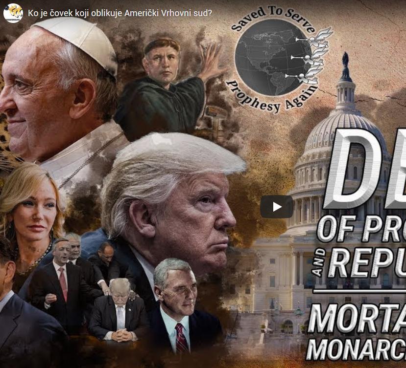 Ko je čovek koji oblikuje Američki Vrhovni sud?