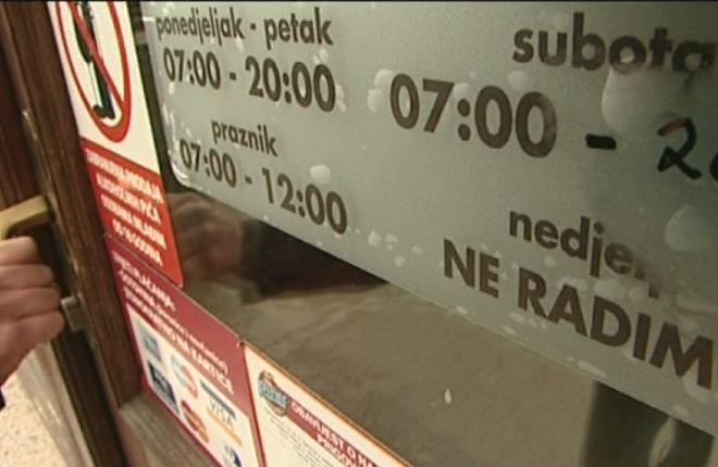 Zabrana rada nedjeljom u Sloveniji – 30.09.2020