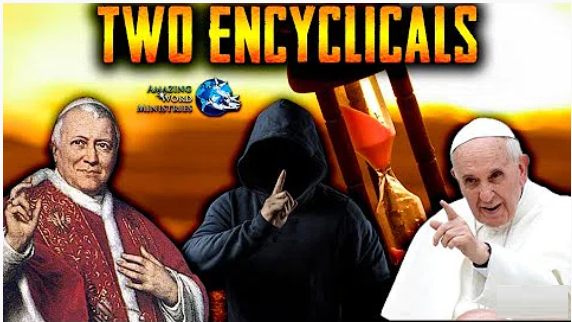 SUNday LAW: Papacy Two Encyclicals Laudato Si Fratelli Tutti Taking Away ORIGINALISM & INDIVIDUALISM